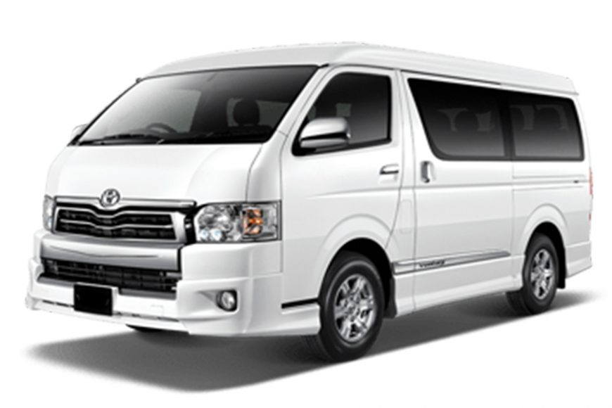 Family Van for 5 Passengers