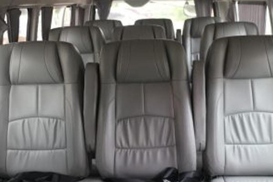 Family Van For 9 Passengers Taxi Transfer Krabi